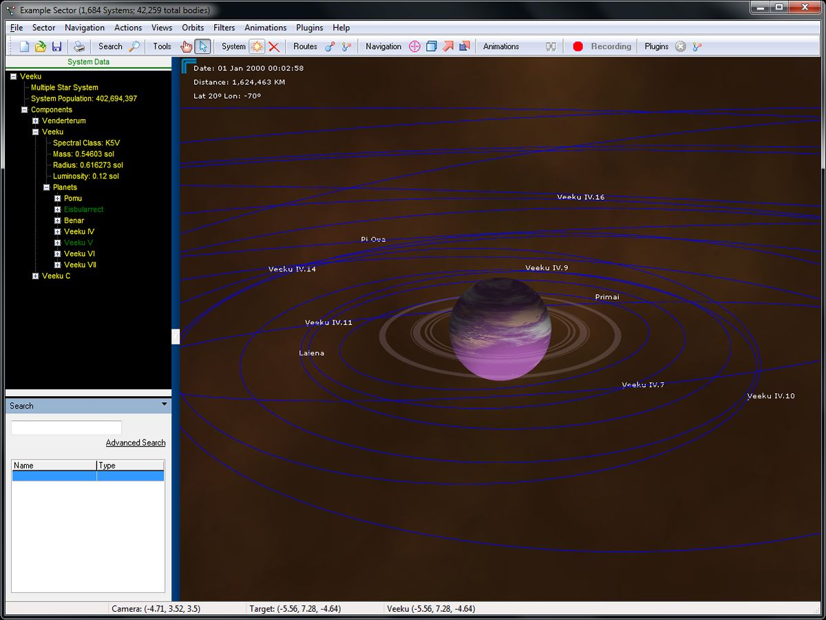 astrosynthesis data Yes, it's another update after i did the last update to the french and chinese  arms, i was pointed to some new data that changed the locations for some of the .